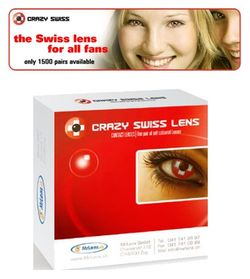 Swiss Contact Lenses - SimplySwiss