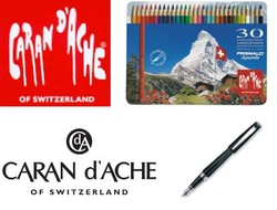 Caran_dache_logo_and_product